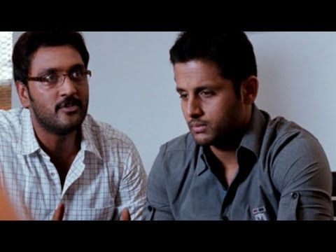 Ishq Movie || Hilarious Comedy Between Nithin & Nithya Menon's Family video
