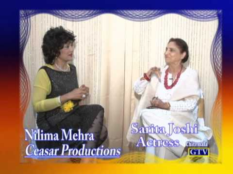 Dcsaff 2013 - Interview With Sarita Joshi video