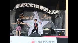 download lagu Penampilan Papi Chara Of Fame gratis