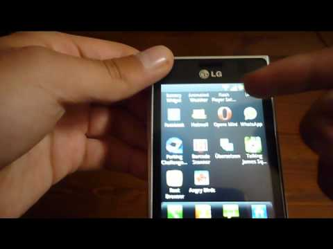 Lg Optimus L3 E400 Memory Features