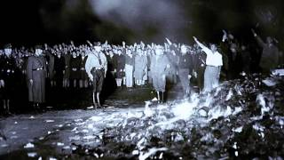 Video: Nazi Book Burning
