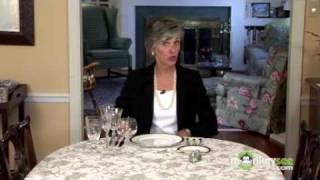Basic Dining Etiquette - The Napkin