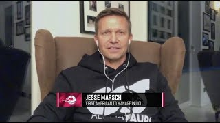 Jesse Marsch talks epic halftime rant, moving to Europe and more on B/R Football Matchday