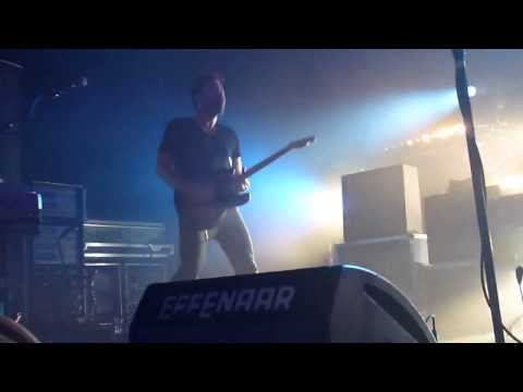 The Boxer Rebellion - Fragile live at Effenaar Eindhoven 24/02/2014 HD