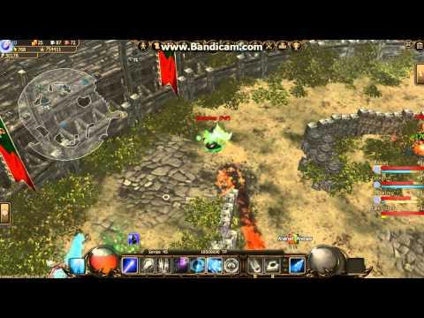 Drakensang Online: Xanax1mgWhitewolfCebrenAchaiah vs Dünki Ç...