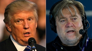 SHOCK: Trump NOT BRIEFED on Order He Signed Putting Steve Bannon on Security Council