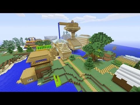 Minecraft Xbox - Stampy's Lovely World Remake Update