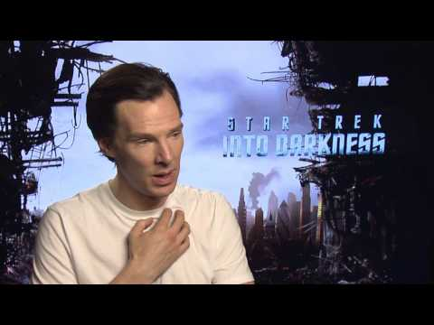 Benedict Cumberbatch -- STAR TREK INTO DARKNESS -- Interview