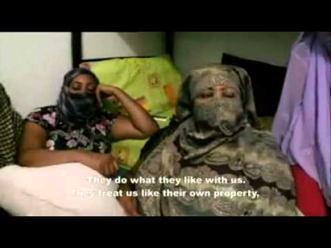 Nightmare In Dreamland Pt2 Dubai Ethiopian   Fiulipino Maids Slavery video