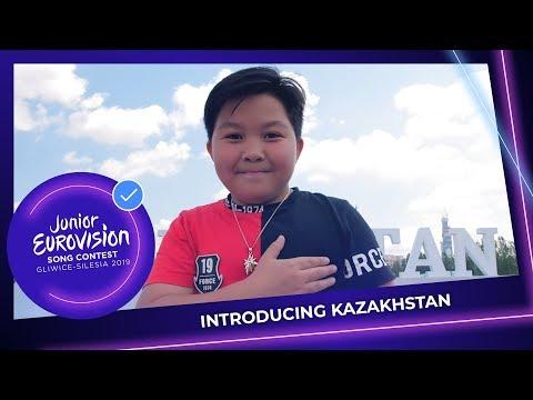 Introducing Yerzhan Maxim from Kazakhstan