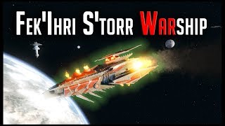 Fek'Ihri S'torr Warship [T6] review – Star Trek Online