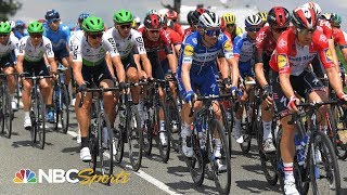 Tour de France 2019: Stage 3 ends with strong finish | NBC Sports