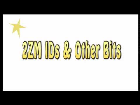 2ZM (New Zealand) Radio Station IDs - 1970s