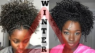Hair Journey Update|Winter is a BIHHH!
