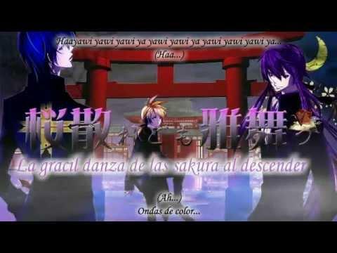 Sakura Chiredomo Miyabi Mau [vanan'ice] -sub Español- + Avi + Mp3 video