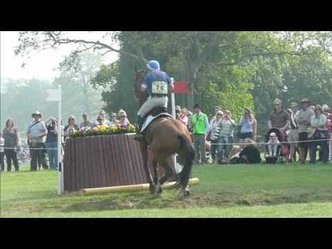 Badminton Horse Trials 2011 – The Cross Country