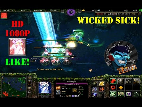 ★DoTa Nekrolyte - GamePlay | Guide★ Wicked SICK! Epic Win!★