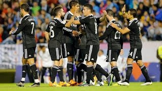 Celta 2-4 Real Madrid Goles Audio Cope 26/04/15 LIGA BBVA