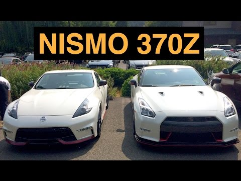 2016 Nissan 370Z NISMO - Review & Test Drive