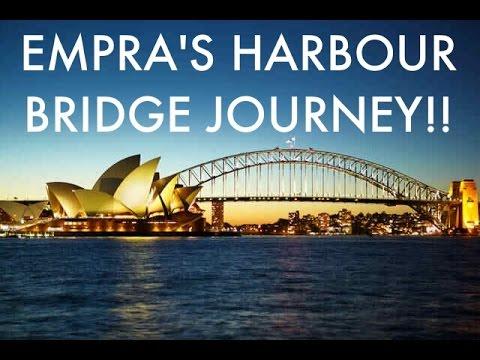 EMPRAtube: Flips Funky Fresh Times - SYDNEY HARBOUR BRIDGE!!!