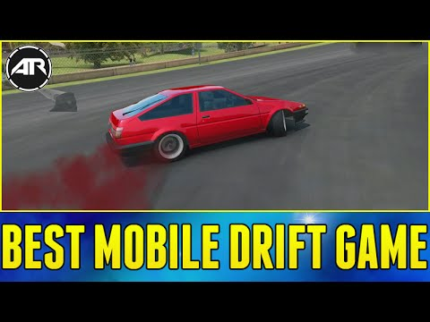 BEST MOBILE DRIFTING GAME!!! - CarX Drift Racing