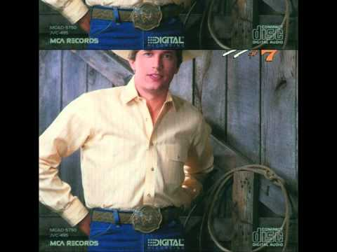 George Strait   It Ain't Cool To Be Crazy About You