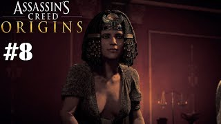 Cleopatra| Assassin's Creed Origins| Gameplay In Nightmare Difficulty| Part-8