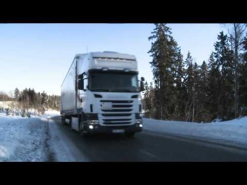 Scania Euro 6 field test report