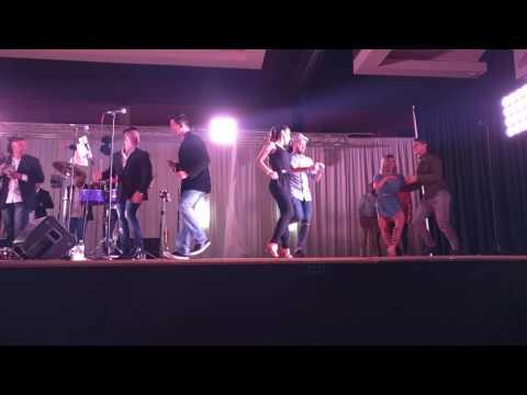 Jimmy Bosch w/ Salsa Champs x2