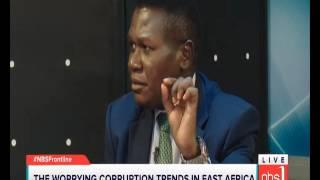 Jeff Koinange, Andrew Mwenda, Ofwono, Matembe, Mao and Odongtho on The Frontline