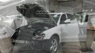Parting out a 2011 Audi Q5 parts car - 180426 - Tom's Foreign Auto Parts