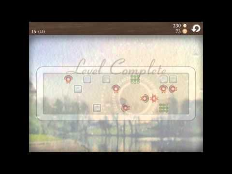 Quell perfect solutions puzzles 18 69 - 72 shelf 6 frame 3 1945 walkthrough video gameplay tutorial