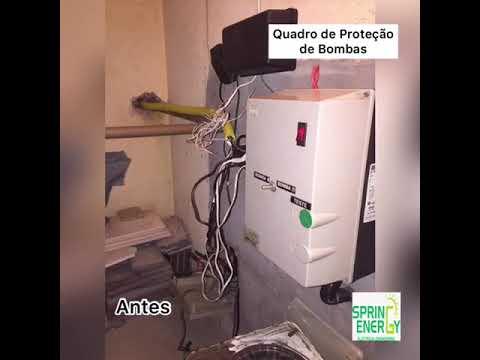 EDIFÍCIO SERRA DO MAR - ADEQUAÇÃO ELÉTRICA - SPRING ENERGY