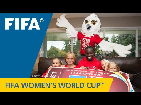GET YOUR TICKETS NOW! FIFA Women's World Cup Canada 2015