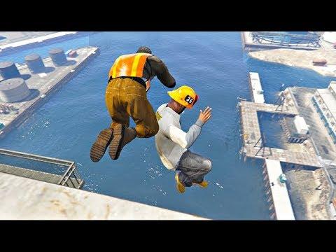GTA 5 Crazy Life Compilation #71 (Grand Theft Auto V Fails Funny Moments)