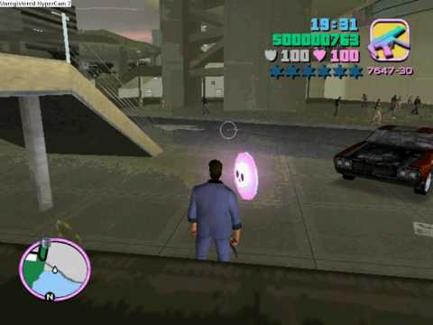 35 MASACRES DE VICE CITY