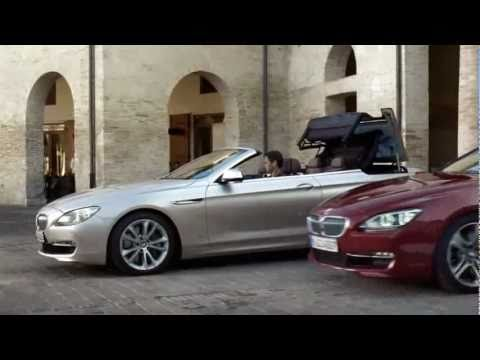 6 Series Joy flows (BMW)