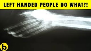 17 Interesting & Fun Facts About Left Handed People