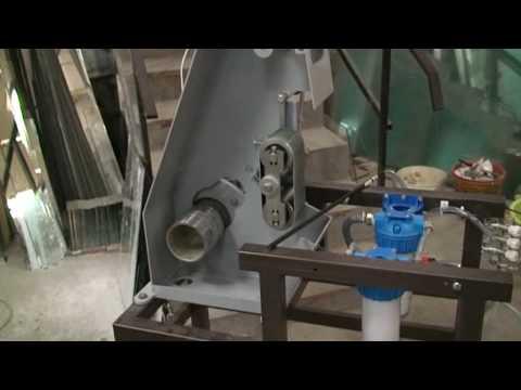 Станок своими руками для обработка кромки стекла