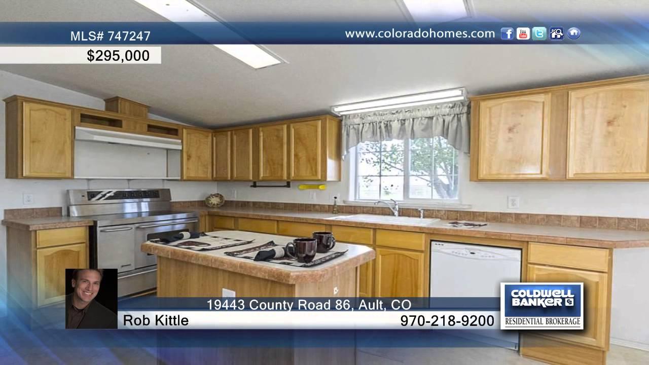 19443 county road 86 ault co homes for sale youtube