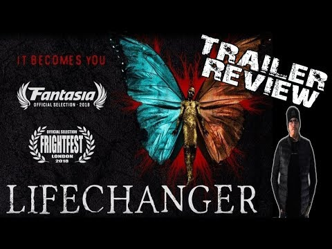 Lifechanger (2018) Shapeshifter Horror Movie Trailer - Low Budget Awesomeness!!!