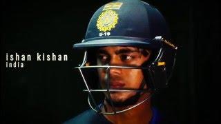 #FutureStars Ishan Kishan, India