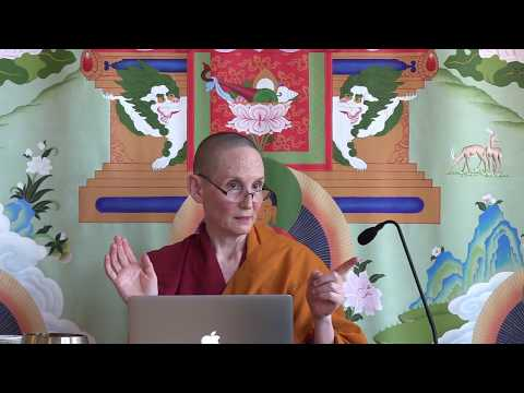 36 The Course in Buddhist Reasoning and Debate: Permanent Phenomena & Functioning Things 05-03-18