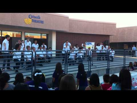 Silvan Singers Will C. Wood High School