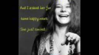 Watch Janis Joplin One Good Man video