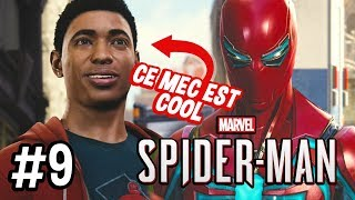 🕷️ SPIDER-MAN PS4 - MILES MORALES EPISODE 9 - Lets' Play Fr