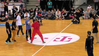 Bboy Cheerito @ Beat Battle Bonn 2012