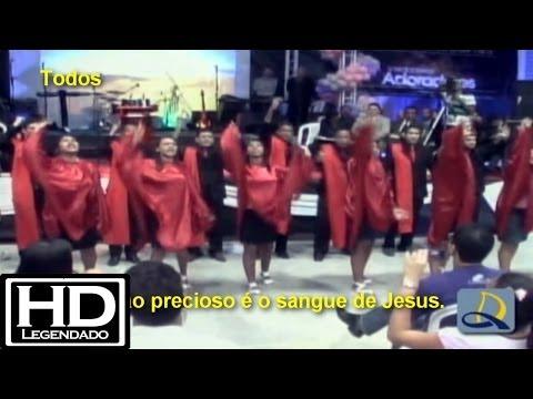 """Jogral - """"O poder do sangue de Jesus"""" - III Congresso de jovens do setor 11 e 12"""