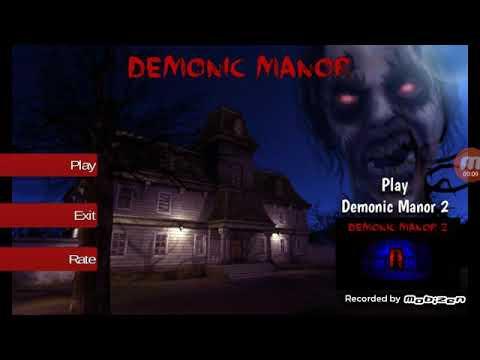 Прохождение Demonic monor