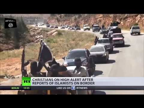 ISIS at Lebanese border: Christians fear deadly Islamic jihad spillover